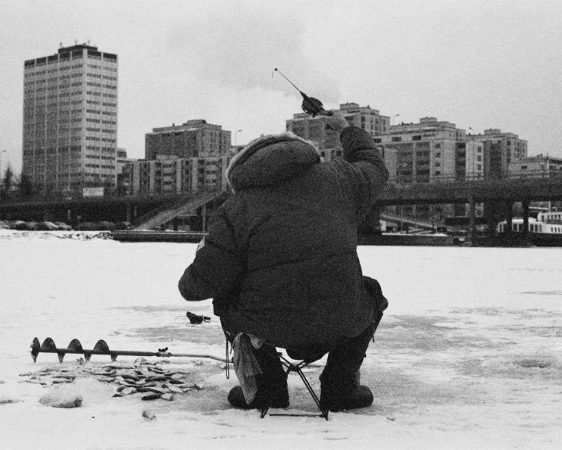 Ice Fishing Helsinki